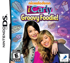 iCarly - Groovy Foodie! (Bilingual Cover) (DS)