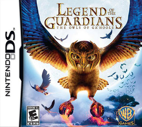 Legend of the Guardians - The Owls of Ga Hoole (Bilingual Cover) (DS) DS Game