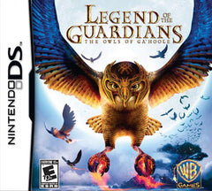 Legend of the Guardians - The Owls of Ga Hoole (Bilingual Cover) (DS)