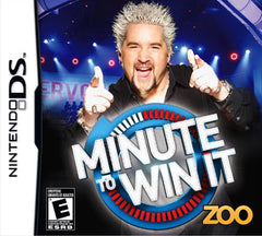 Minute to Win It (Bilingual Cover) (DS)