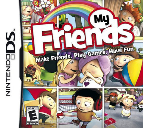 My Friends (DS) DS Game