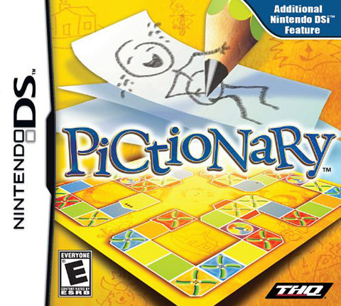 Pictionary (DS) DS Game