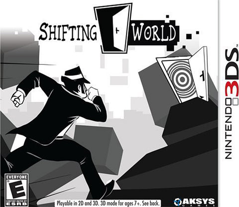 Shifting World (3DS) 3DS Game