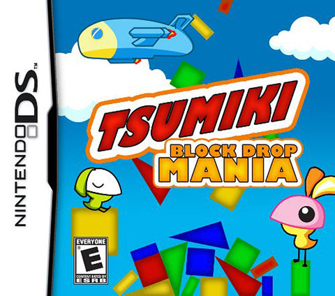 Tsumiki Block Drop Mania (DS) DS Game