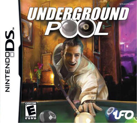 Underground Pool (DS) DS Game