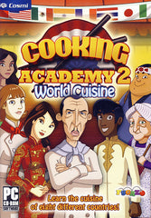 Cooking Academy 2 - World Cuisine (PC)