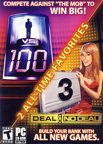1 vs 100and Deal or No Deal (PC) PC Game