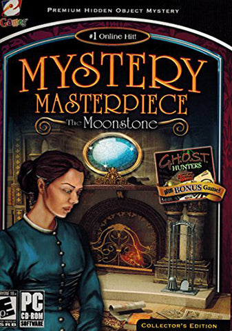 Mystery Masterpiece The Moonstone (Collector's Edition) (PC) PC Game