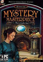 Mystery Masterpiece The Moonstone (Collector's Edition) (PC)