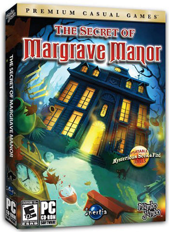 The Secret of Margrave Manor (PC) PC Game
