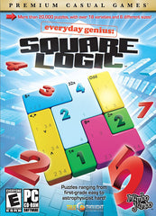 Everyday Genius - SquareLogic (PC)