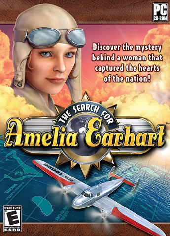 The Search for Amelia Earhart (PC) PC Game