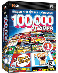 100,000 Games (PC)