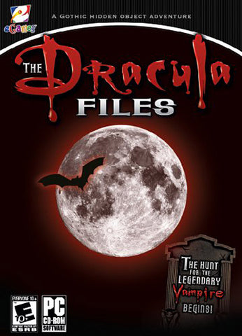 Dracula Files (PC) PC Game