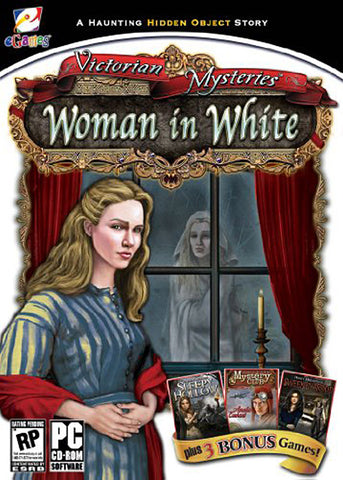 Victorian Mysteries - Woman in White (PC) PC Game