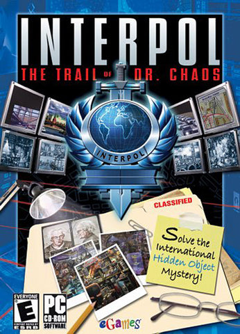 Interpol - The Trail Of Dr. Chaos (PC) PC Game