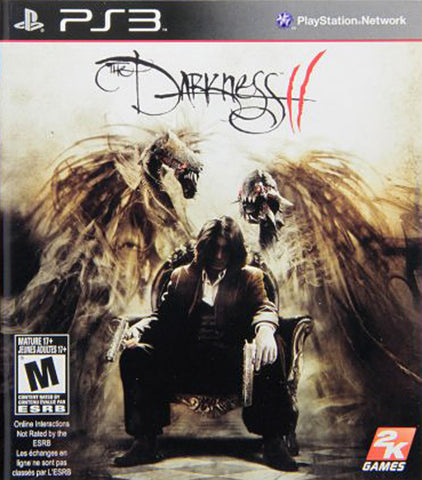 The Darkness II (2) (Bilingual Cover) (PLAYSTATION3) PLAYSTATION3 Game