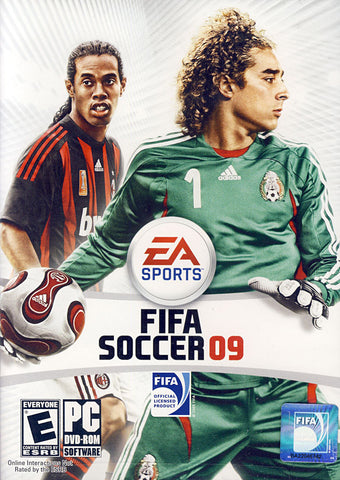 FIFA Soccer 09 (Limit 1 copy per client) (Bilingual Cover) (PC) PC Game