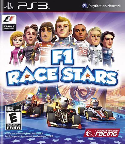 F1 Race Stars (Trilingual Cover) (PLAYSTATION3) PLAYSTATION3 Game