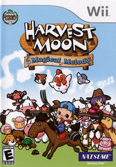 Harvest Moon - Magical Melody (NINTENDO WII)