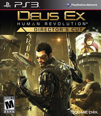 Deus Ex - Human Revolution (Director s Cut) (PLAYSTATION3)