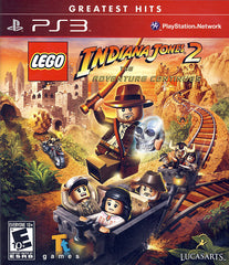 LEGO Indiana Jones 2 - The Adventure Continues (PLAYSTATION3)