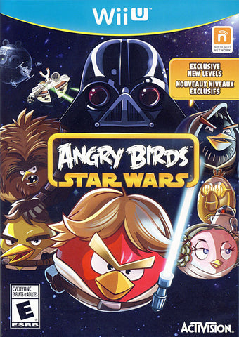Angry Birds - Star Wars (Bilingual Cover) (NINTENDO WII U) NINTENDO WII U Game