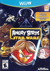 Angry Birds - Star Wars (Bilingual Cover) (NINTENDO WII U)