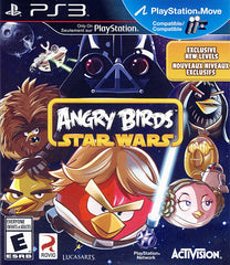Angry Birds - Star Wars (Bilingual Cover) (PLAYSTATION3)
