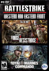 Royal Marines Commando / Battlestrike Force of Resistance 2 (Action Pack) (PC)