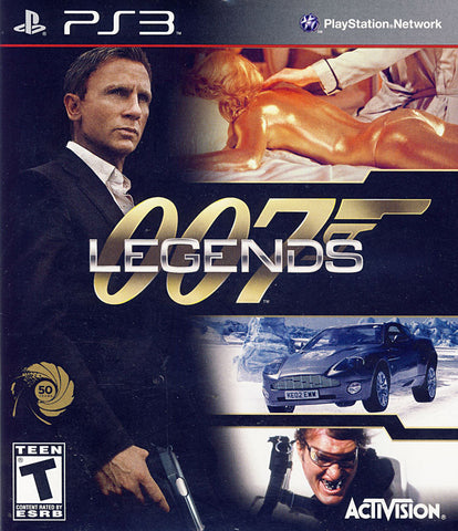 007 Legends (PLAYSTATION3) PLAYSTATION3 Game