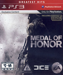 Medal of Honor (PLAYSTATION3)