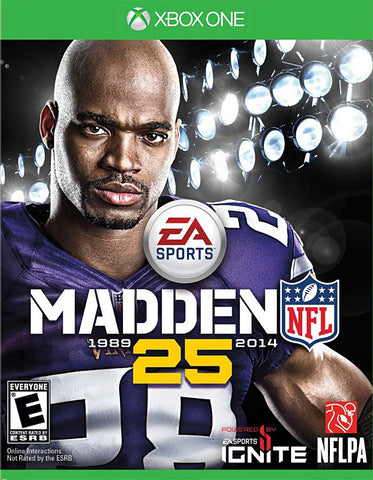 Madden NFL 25 (XBOX ONE) XBOX ONE Game