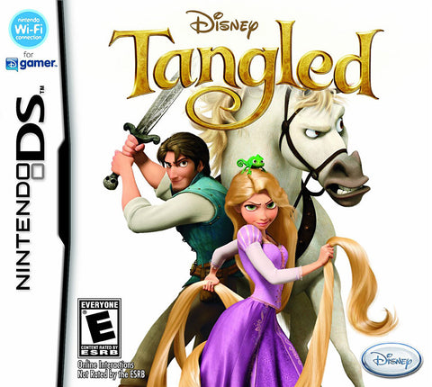 Disney - Tangled (DS) DS Game