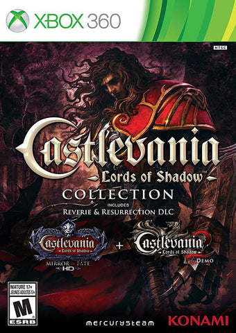 Castlevania - Lords of Shadow Collection (Trilingual Cover) (XBOX360) XBOX360 Game