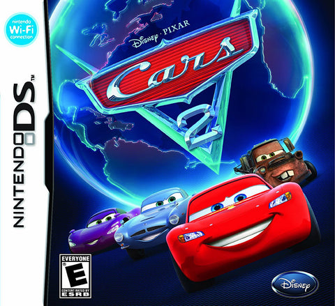 Cars 2 (DS) DS Game