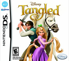 Disney - Tangled (Bilingual Cover) (DS)