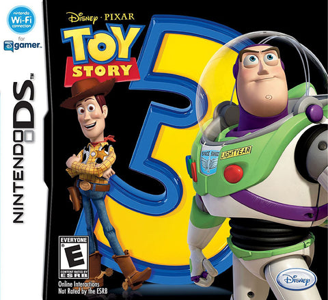 Toy Story 3 - The Video Game (DS) DS Game
