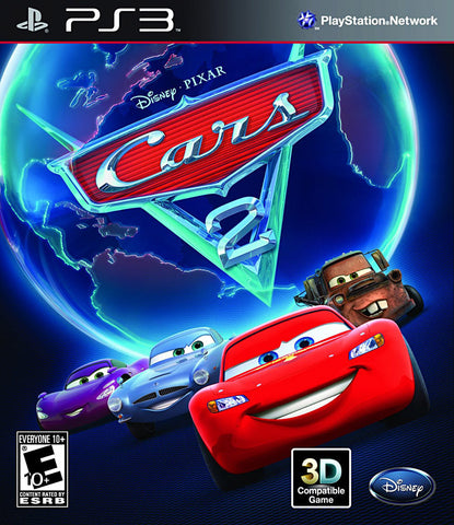 Cars 2 (PLAYSTATION3) PLAYSTATION3 Game