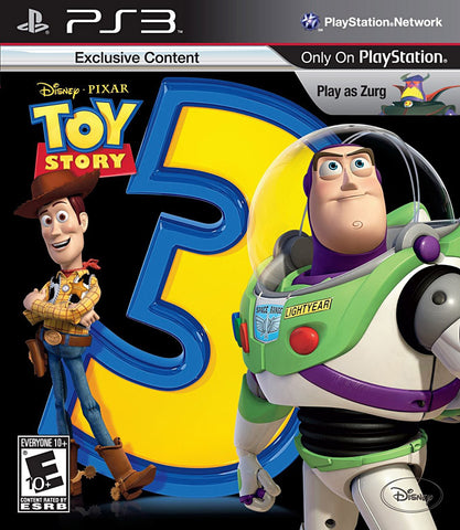 Toy Story 3 - The Video Game (PLAYSTATION3) PLAYSTATION3 Game