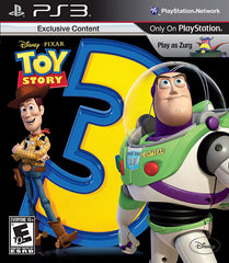 Toy Story 3 - The Video Game (PLAYSTATION3)