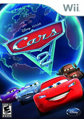 Cars 2 (Bilingual Cover) (NINTENDO WII)