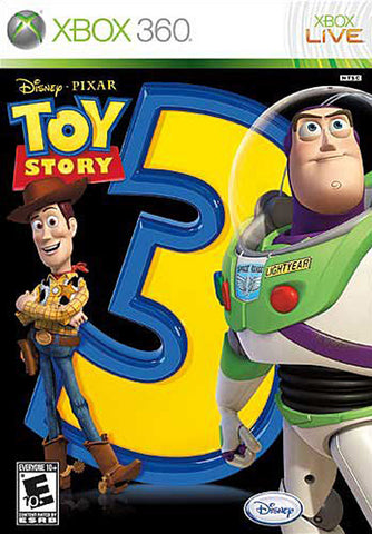 Toy Story 3 - The Video Game (XBOX360) XBOX360 Game