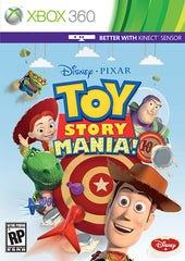 Toy Story Mania! (Kinect) (XBOX360)