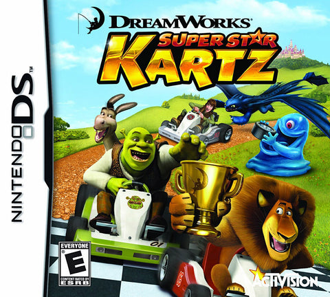 Super Star Kartz (DS) DS Game