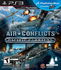 Air Conflicts - Pacific Carriers (PLAYSTATION3)