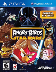 Angry Birds - Star Wars (PS VITA)