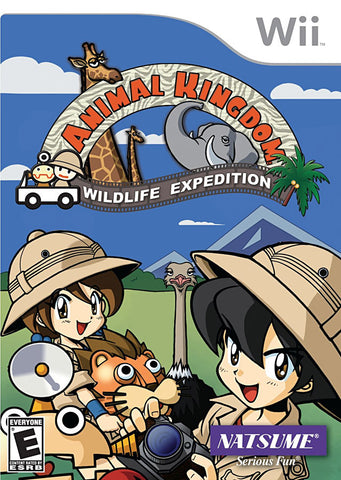 Animal Kingdom - Wildlife Expedition (NINTENDO WII) NINTENDO WII Game