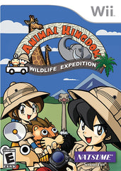 Animal Kingdom - Wildlife Expedition (Bilingual Cover) (NINTENDO WII)