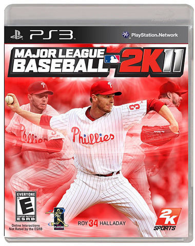 Major League Baseball 2K11 (PLAYSTATION3) PLAYSTATION3 Game